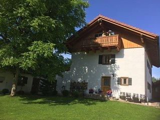 Urlaubsziel  Bad Heilbrunn - Tolzer Land in Oberbayern