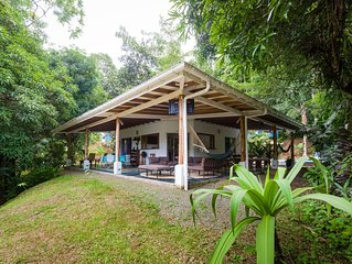 Rainforest Surrounding Vacation Rental