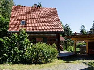 Urgemütliches Haus mit Sauna