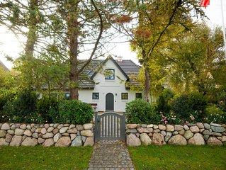 Ferienhaus Skellinghof Morsum Skellinghörn - 250 qm für bis zu 6 Personen