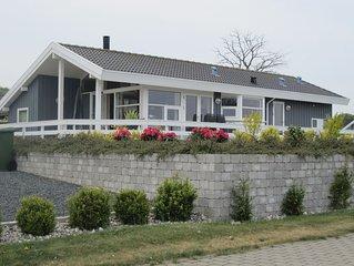Schönes Ferienhaus mit Meerblick