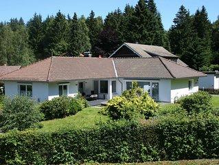 *****Top saniertes, freistehendes Ferienhaus in ruhiger Lage am Waldrand