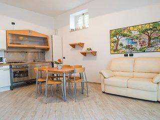 Casa vacanza al centro di Bomerano, ad un passo dal Sentiero degli Dei.