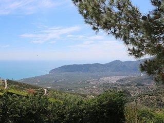 Villa Coppa Rossa sulle colline di Mattinata