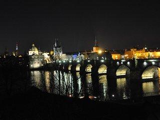 Most Romantic apartment Prague -top reviews in Mala Strana - Prague's best area