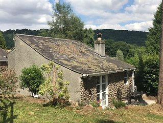 Luxury cottage in beautiful Dartmoor village.