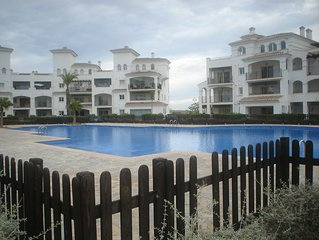 2 Bed Newly Built Tastefully Furnished Apartment, 1 Bathroom , Lounge/Dining .