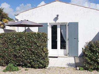 Agreable maison meuble tourisme 2*  dans le village typique de La Chefmaliere