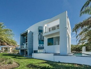 NEW! Spectacular Waterfront Home