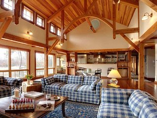 West Tisbury - Custom 4 Bedroom, 4.5 Bath on 9 acres