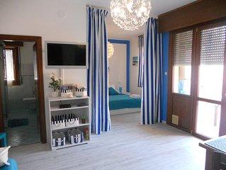 GARDASUITE - Appartamento in riva al lago con SPIAGGIA PRIVATA