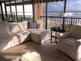 NEW LISTING   Beachfront Condo...Relax Island Style