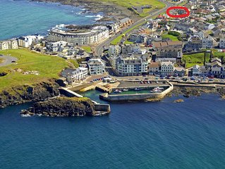 Fantastic Sea View in Portstewart. Ideal for The Open 2019 at Portrush Golf Club