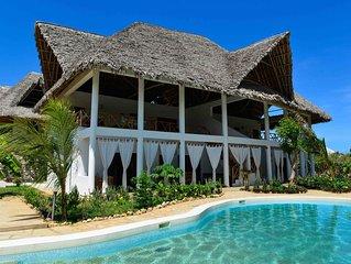 Rafiki Village - ville con piscina vicino al mare