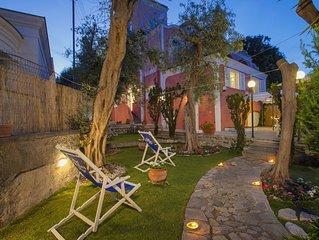 Amazing Villa in Capri