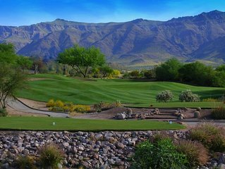 Luxury Condo!!.. Award Winning Golf Course, Hiking, Sunsets And Relaxation!