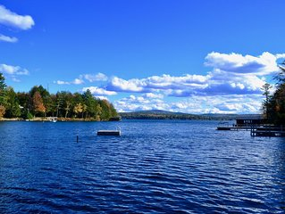★ Ski, Hike & Play ★ Lake Sunapee Waterfront Retreat | 7 miles to Mt. Sunapee
