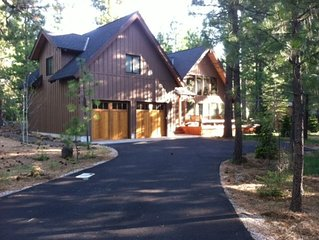 5 Bedroom  Black Butte Chalet
