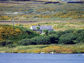 Small cottage situated beside and with access to Maumeen Lake at Emlaghmore…