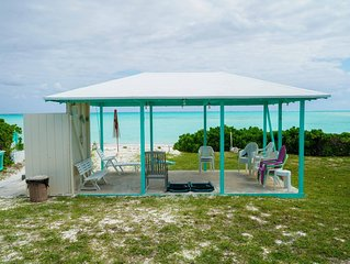 Brand New,Beach front property on Spanish Wells