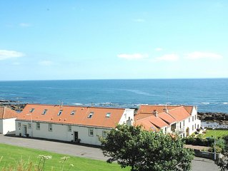 Newly renovated seafront cottage with stunning 180 degree panoramic sea views