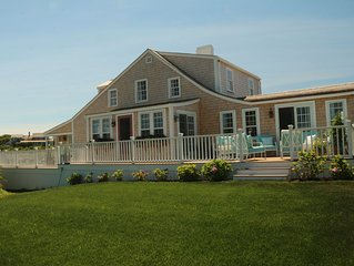 Close to town, family-friendly, short walk to semi-private beac
