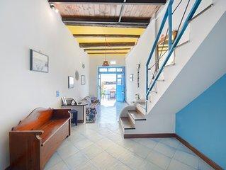 Loft Open Space in Corricella