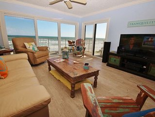 Gorgeous Direct Oceanfront Unit In New Smyrna Beach!