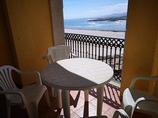 Apartamento junto playa A Rapadoira