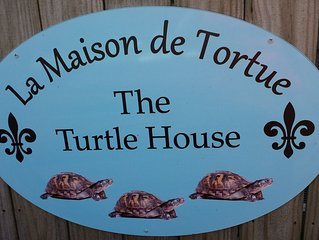 The Turtle House: A Hidden Getaway In Old Ocean Springs