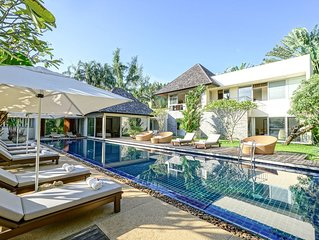 A tranquil haven offering space, elegance and total privacy in Layan Estate