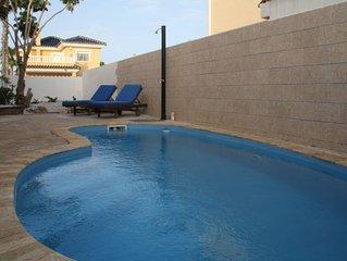 Luxury villa in Los Alcazares