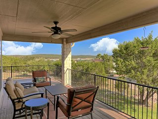 Lake & Hill Country Views!!!  Winter Texans welcome - call for discounted rates!