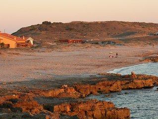 vacanze sulla spiagge di Tharros