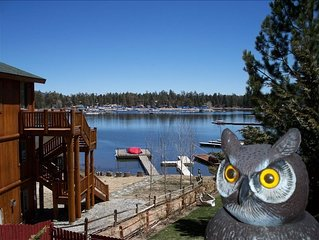 ***Affordable Lake Front Cabin***