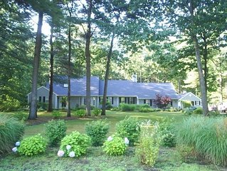 Beautiful 5br Home With Pool, Minutes from Track and Saratoga Lake