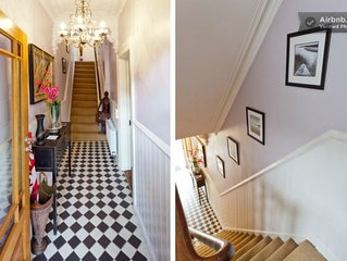 Victorian Home with Titanic History