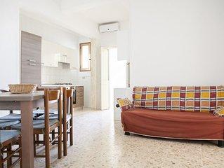 Appartamento 2 camere, 150 metri dal mare, centro Torre Lapillo