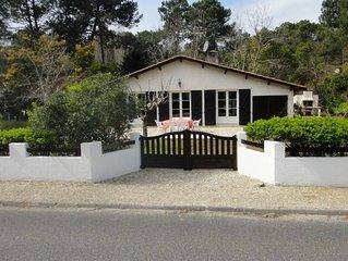 Carcans Maubuisson: Agréable Maison avec jardin proche du lac