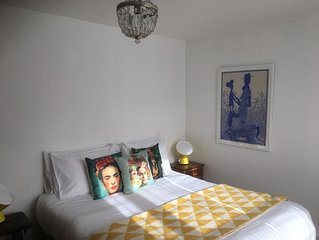 Quirky holiday let in central Brighton