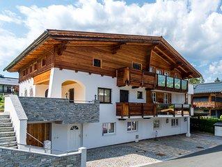 Spacious Apartment in Kitzbuhel near Ski Lift