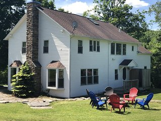 Plattekill Ski Center & Stone Tavern Farm/3 miles - Sleeps 12 & Dog Friendly