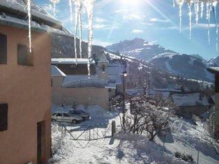 PROMO  Valloire Chalet 4 chambres 3*  4 mn des pistes en navette gratuite
