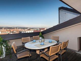 Panorama Apartment . Vista spettacolare in centro a Verona