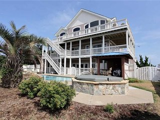 Oceanside in Avon w/Htd Pool&HotTub, Elevator, RecRoom