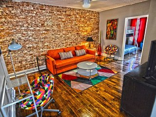 The GaMe! Georgetown Foggy Bottom 2BR, 5 beds BET