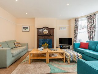 FORESTERS - GROUND FLOOR - APARTMENT - SHERINGHAM COTTAGES 4 STAR