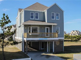 OCEANVIEW in Buxton w/Easy walk to beach
