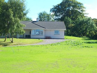 FEEL-GOOD BUNGALOW IN THE BLACK ISLE.   Friday to Friday arrivals