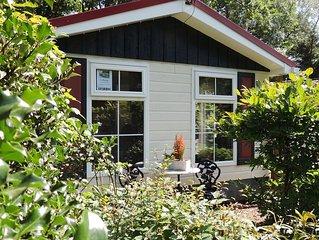 Chalet Bonte Specht H18     Voor rust en ruimte , en een prachtige omgeving